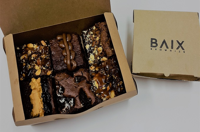 Baix brownies